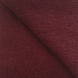 Mohair Throw in Berry - James & May