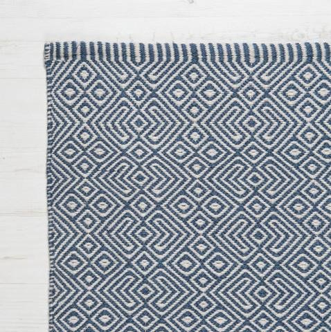 Provence Rug in Navy - James & May