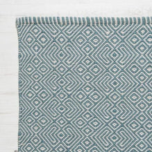Load image into Gallery viewer, Provence Rug in Teal - James & May