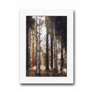 Rendlesham Forest Greeting Card - James & May