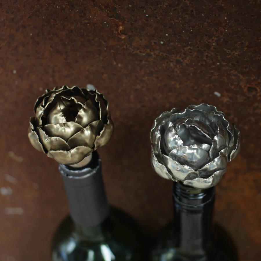 Rose Bottle Stopper - James & May