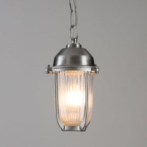 Small Boatyard Pendant in Nickel - James & May