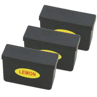 Lemon-Scented Fragrance Cartridge (3 pcs)