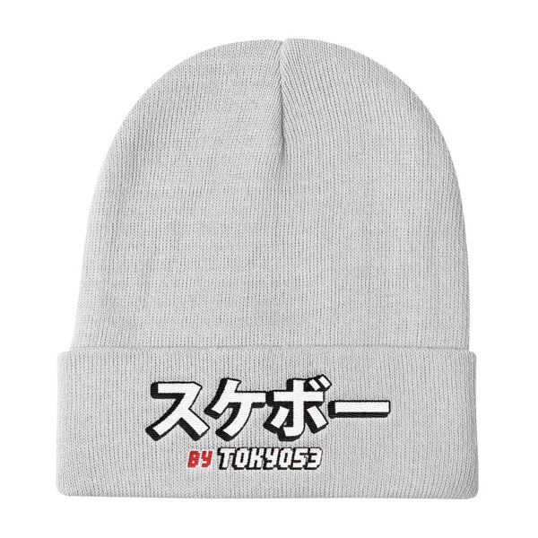 'By Tokyo53' Skateboarding Knit Beanie - Catswag