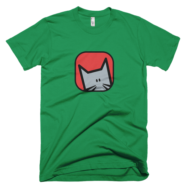 'Shinobu' Short-Sleeve T-Shirt - Catswag