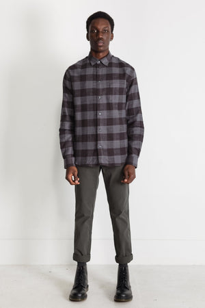 Load image into Gallery viewer, Japanese Buffalo Plaid Shirt - National Standards