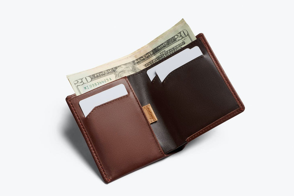 Note Sleeve - Cocoa - BELLROY