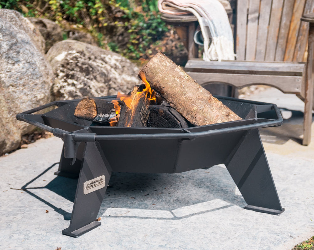 2' Octagonal Cottager Fire Pit