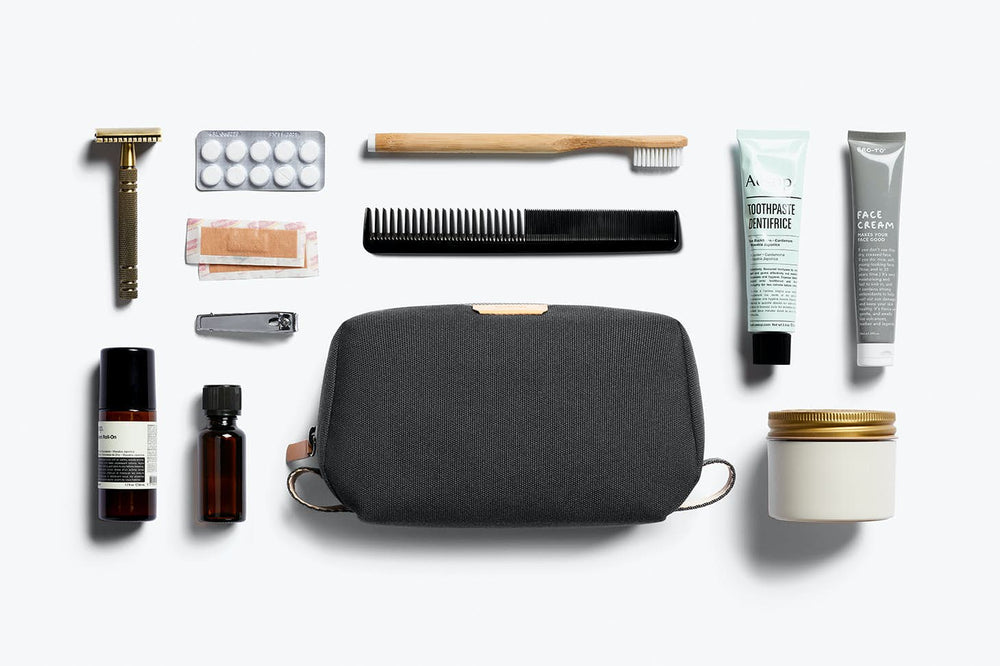 Dopp Kit - Charcoal - BELLROY