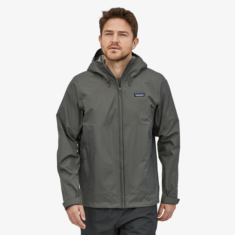Torrentshell 3L Jacket (Forge Grey) - Patagonia
