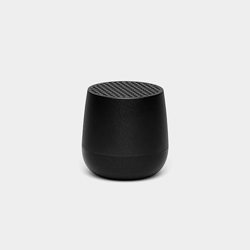 Mino Portable Speaker (black) - LEXON