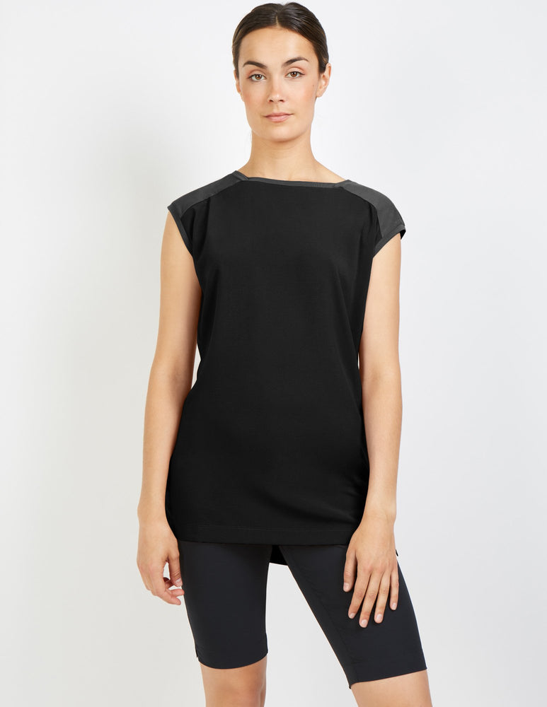 Mayfair Tunic (black) - FIG