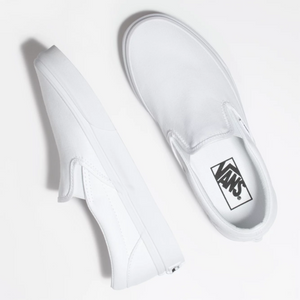 Load image into Gallery viewer, Classic Slip-On White
