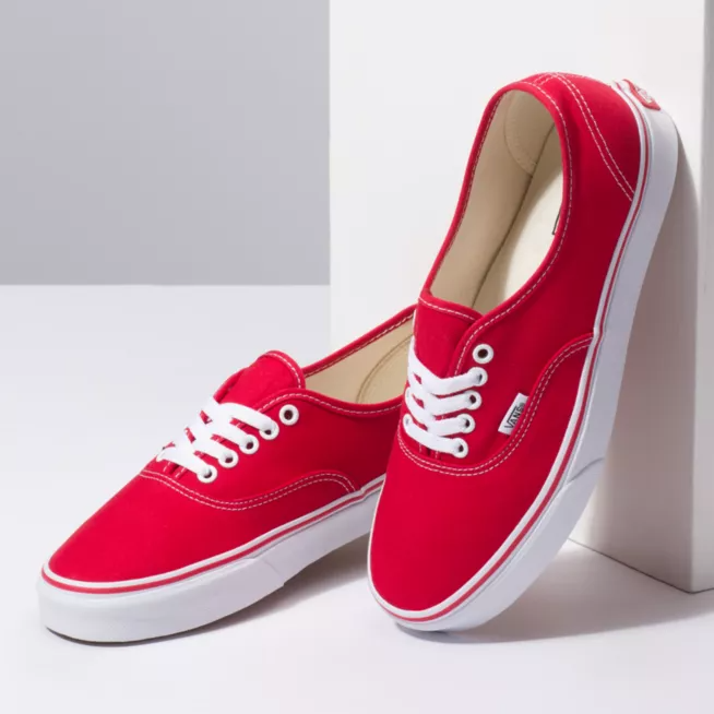 Authentic - Red