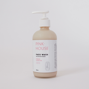 Pink House Fresh Louelza Face Wash