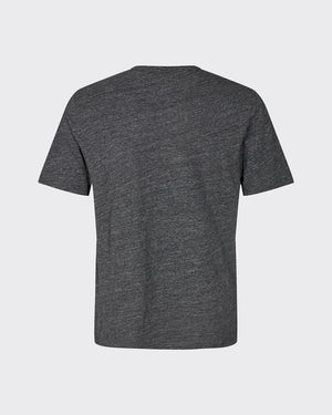 Delta Tee (Dark Grey Melange) - Minimum