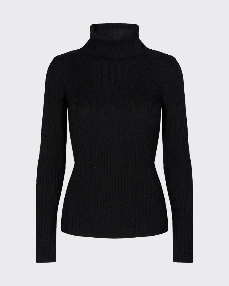 Juliete Sweater (Black) - Minimum