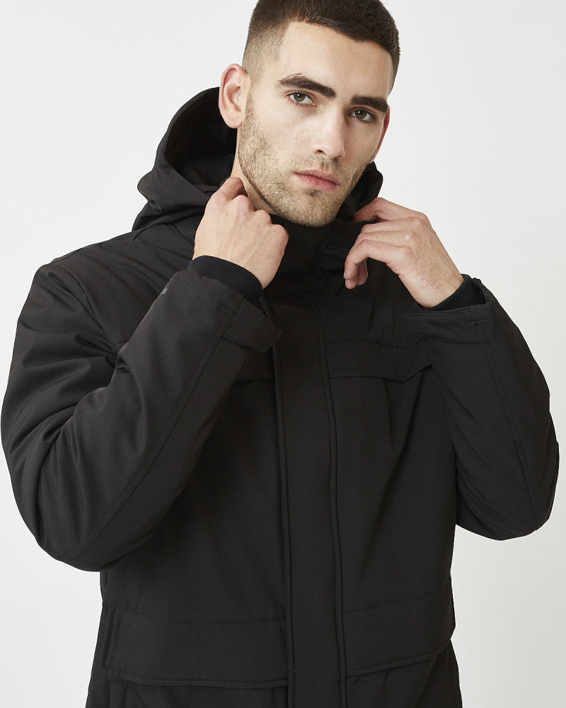 Koltur Coat (Black) - Minimum