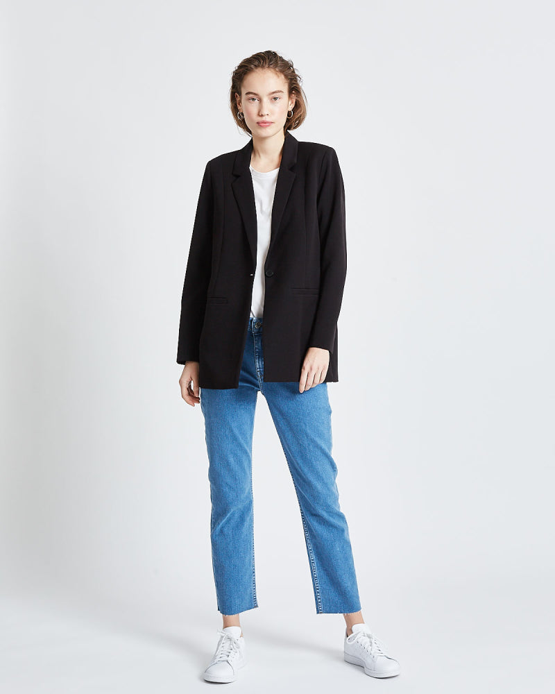 Tara Blazer (Black) - Minimum
