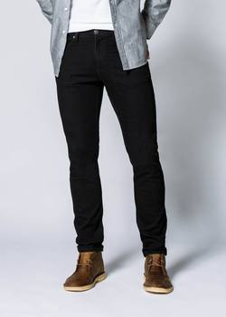 Performance Denim Slim (Black) - DU/ER