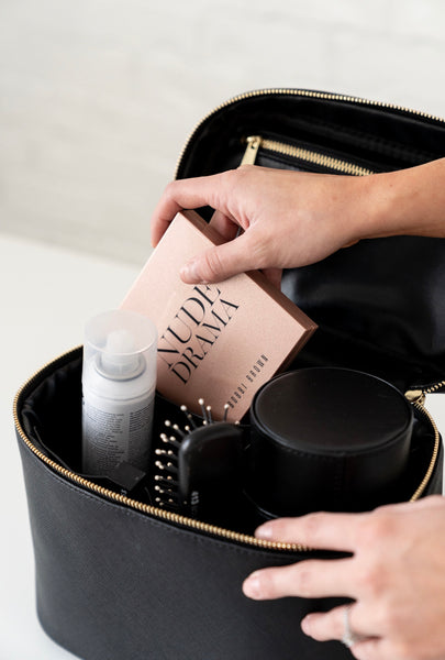 What's Hiding In Your Makeup Bag? (And How to Clean It!)