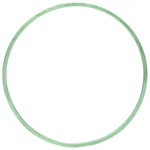 Mint Thin Flat Bangle