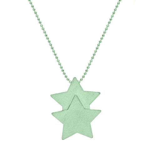 Mint Castor Necklace