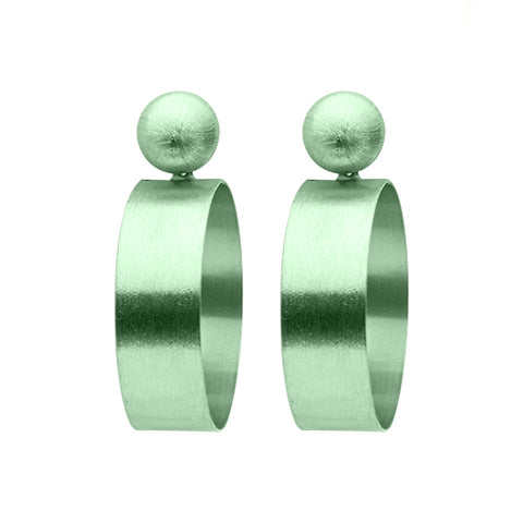 Mint Mini Elizzie Earrings