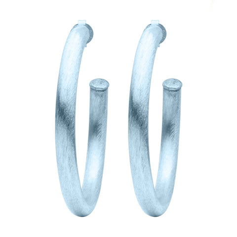 Ice Arlene Hoop Earrings