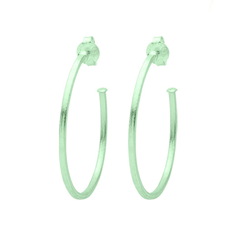Mint Perfect Hoops