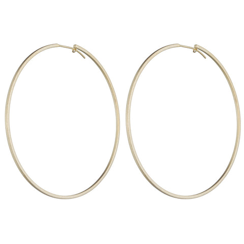 Jana Hoop Earrings