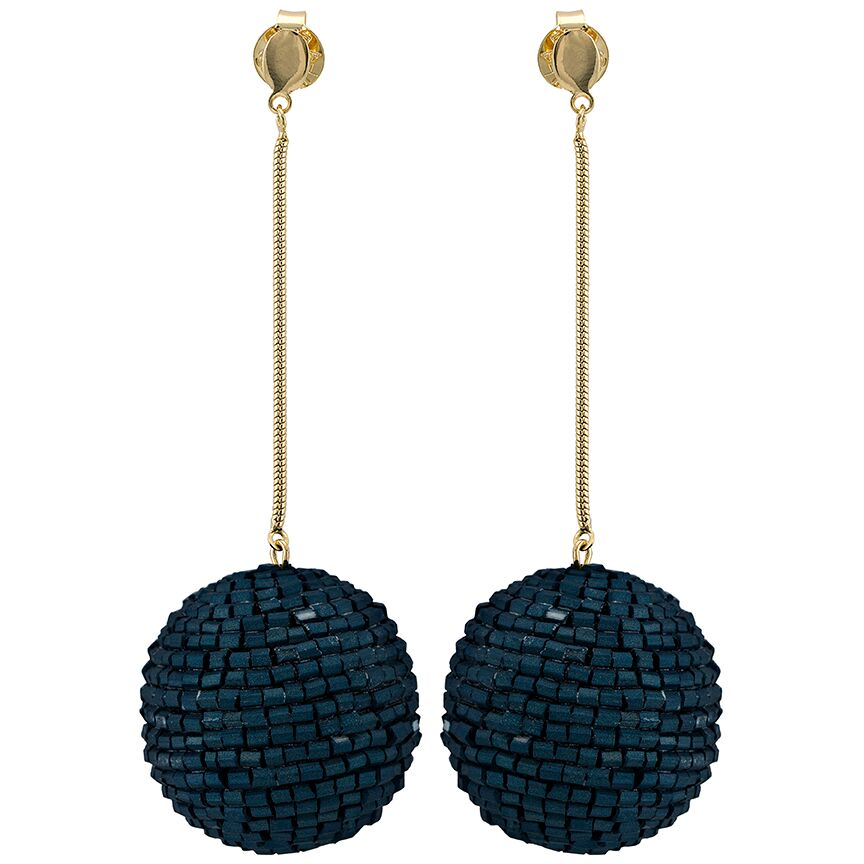 Roxana Disco Ball Earrings