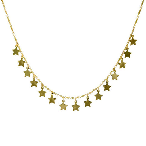 Capella Star Necklace