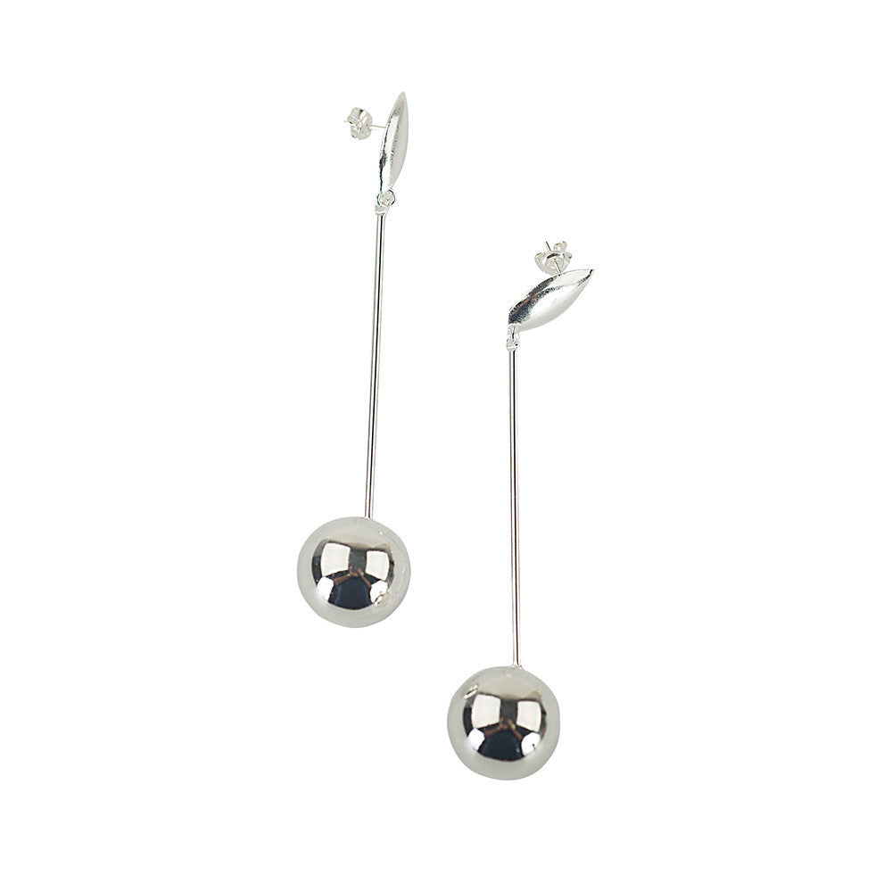Radiant Spheres Earrings