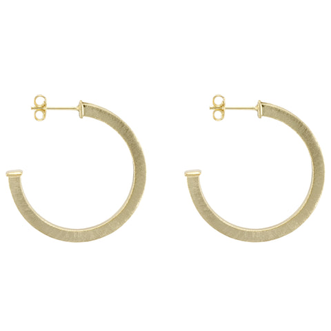 Elise Hoop Earrings