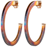 Elisa Hoop Earrings