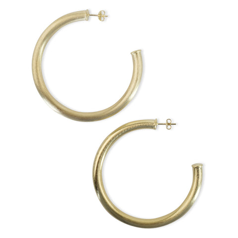 Arlene Hoop Earrings