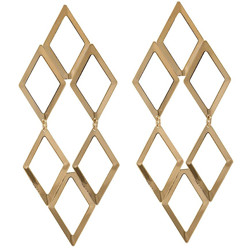 Zina Chandelier Earrings