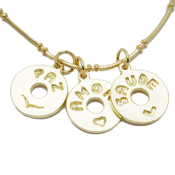 Lucky Coins Necklace