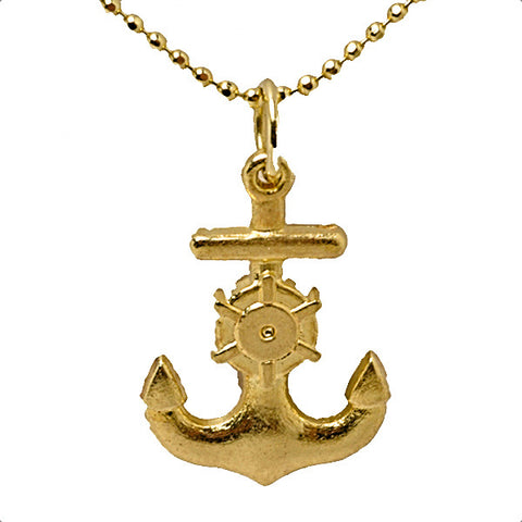 Anchor Delicate Necklace