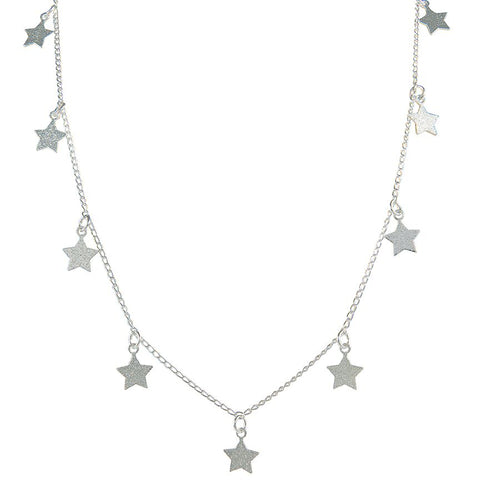 Zane Star Necklace