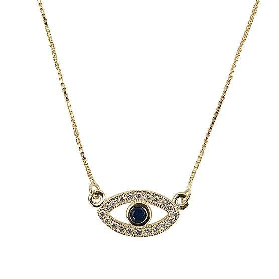 Sweet Eye Necklace