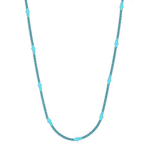 Royal Blue Adriel Necklace