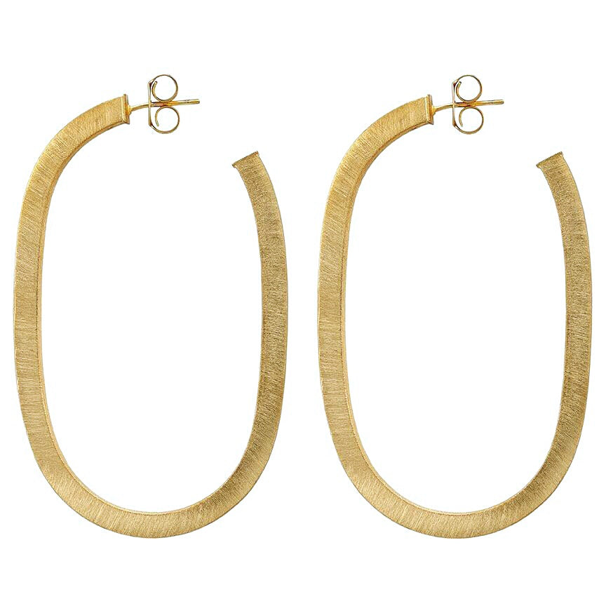 Lala Hoop Earrings