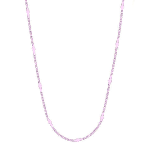 Lavender Adriel Necklace