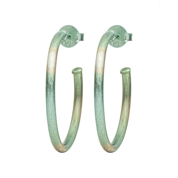 Burnished Ice Petite Everybody's Favorite Hoops