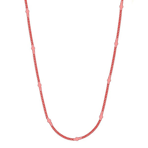 Red Adriel Necklace