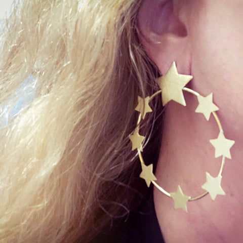 Carina Stars Earrings