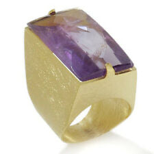 Rectangular Skinny Ring