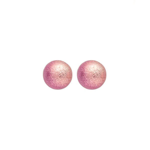 Burnished Lavender Lilou Stud Earrings